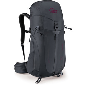 Lowe Alpine AirZone Trail Backpack Women ND28l iron grey